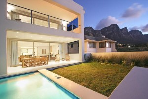 Cape Blue Villa Family Accommodation in Camps Bay