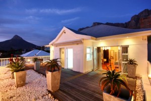 Palm Tree House Family Accommodation in Camps Bay