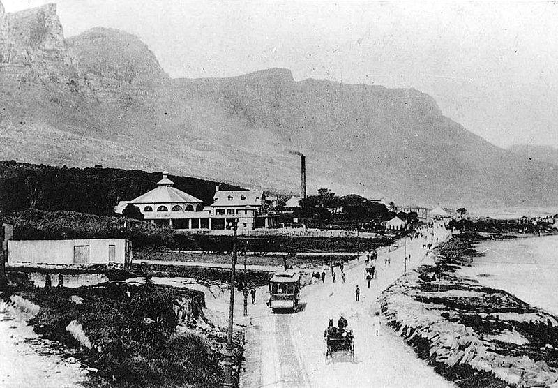 Victoria Road Camps Bay 1903