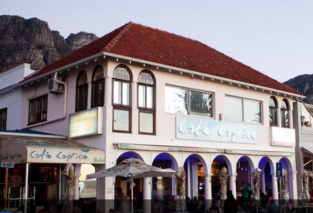 villa camps bay - cafe caprice